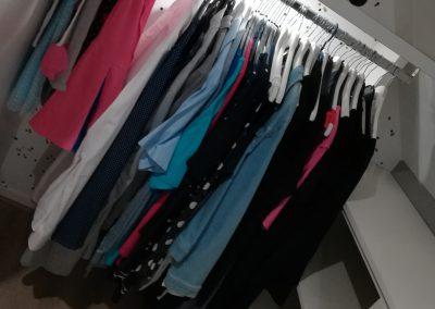 Inloop kledingkast Diepenveen