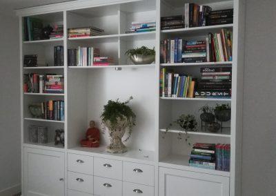 Boekenkast Boskamp